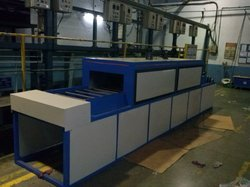 Electric Conveyor Oven For Industrial, 5-10 kW