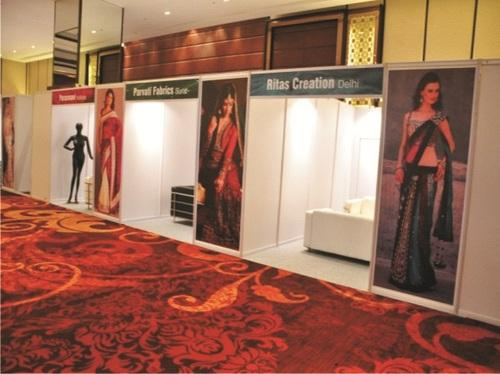 Exhibition Stall Rates : Exhibition stall services design
