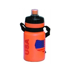 Sporty Small Semi Soft Bottle with Belt