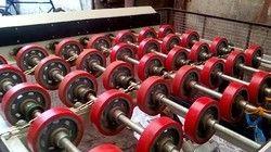 Cylinder Rolling Machine