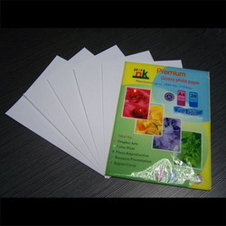 Glossy Paper Printing