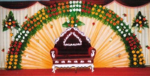 Wedding Flowers Stage At Rs 15000 Piece Wedding Stage Id