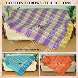 Cotton Throws