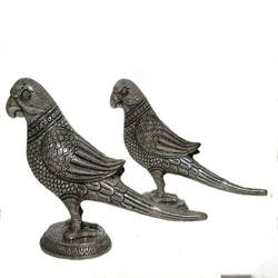 Metal Parrot