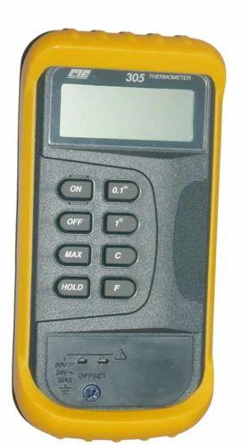 305 Tabletop(Multimeter type) Thermometer - H  K  Tempsensors (India