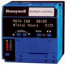 Honeywell Combustion Control System