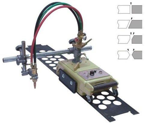 Manual Amp Cnc Cutting Machine Cutting Trolley Single