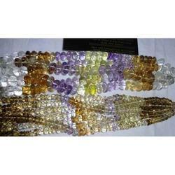 Multi Semi Plain Beads