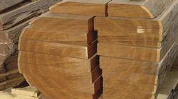 Brown Burma Teak Woods