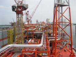 Design Study For FPSO And WHP