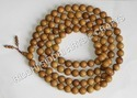 Sandalwood Beads Japa Mala