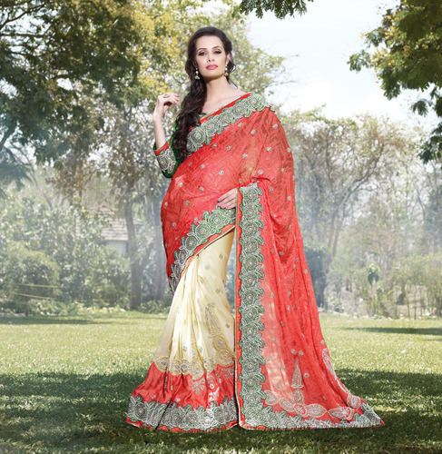 Charming Color Designer Sarees