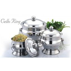 Cello Ring Stainless Steel Utensils Set