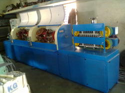 Aluminium Strip Covering Machine