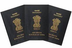 Passport & Visa Consultant