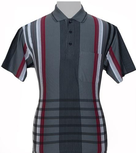 911b791b Men's Collar Designer Polo T-Shirts at Rs 300 /pieces ...