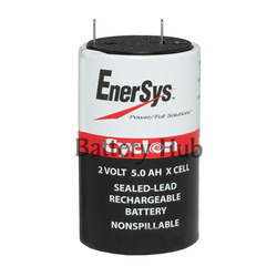 Cell2v 5 Ah Cyclone Rechargeable Battery