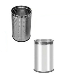 Perforted Bin