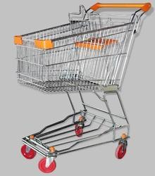 60 Litres Shopping Trolley Basket