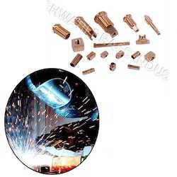 Brass Gas Parts for Welding Industry