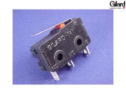 Miniature Micro Switch with Lever