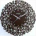 Designer Wooden Numeric Clock