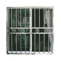 Steel Window Grills