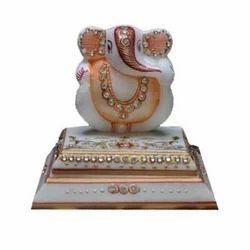Decorative Marble Ganesha