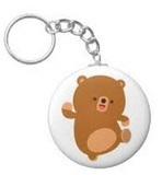 Perky Cute Keychains