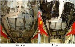 Car Anti Rust Treatment