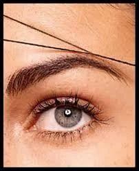 Eyebrows (Threading)