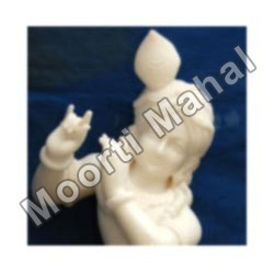 Iskcon Krishna Statue