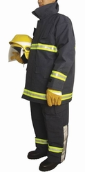 Cotton Fire Proximity Suits