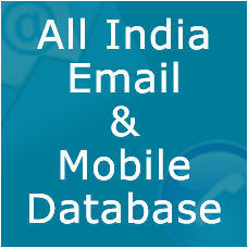 Indian Mobile Database & Email Database Providers and