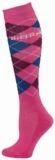 TuffRider Argyle Socks