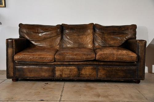 Vintage Leather Sofas