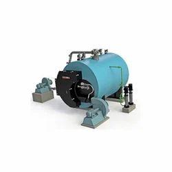 Shell Type Gas Fired Boiler