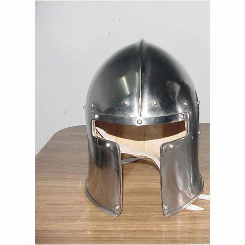 Barbute Helmet - View Specifications & Details of Medieval Helmets