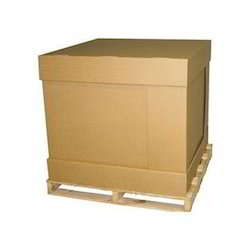 Industrial Shipping Box
