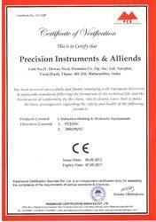 CE Certificate Precision