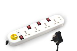 Power Strip 5 Way Individual Switch (Available in 4.5m)