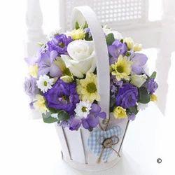 Barberry Flower Baskets
