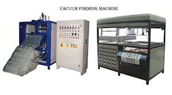 Thermo Forming Glass Cup Making Machine