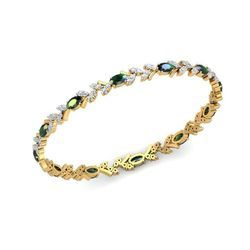 Diamond 6K Bangle