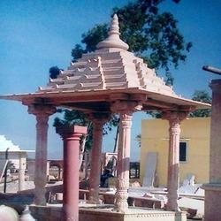 Sandstone Temple Frame