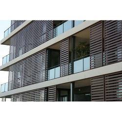 manufacturer of structural glazing aluminum composite panel by