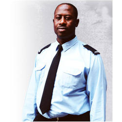 Mens Security Uniform, Size: Medium And Large