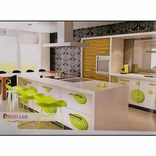 Modular Kitchen Laminate Sheet View Specifications Details Of