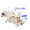 4 Wheels ICU Bed