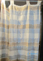Light Weight Naturals Silk Curtain